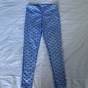 Vineyard vines girls leggings Medium